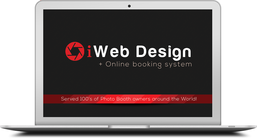 iWeb Design - Web Design and Dedicated Photo Booth Online Booking